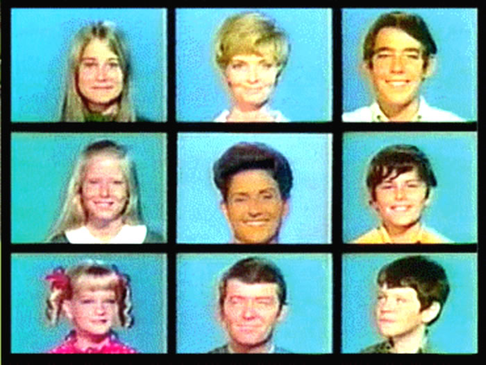 The Brady Bunch Effect...