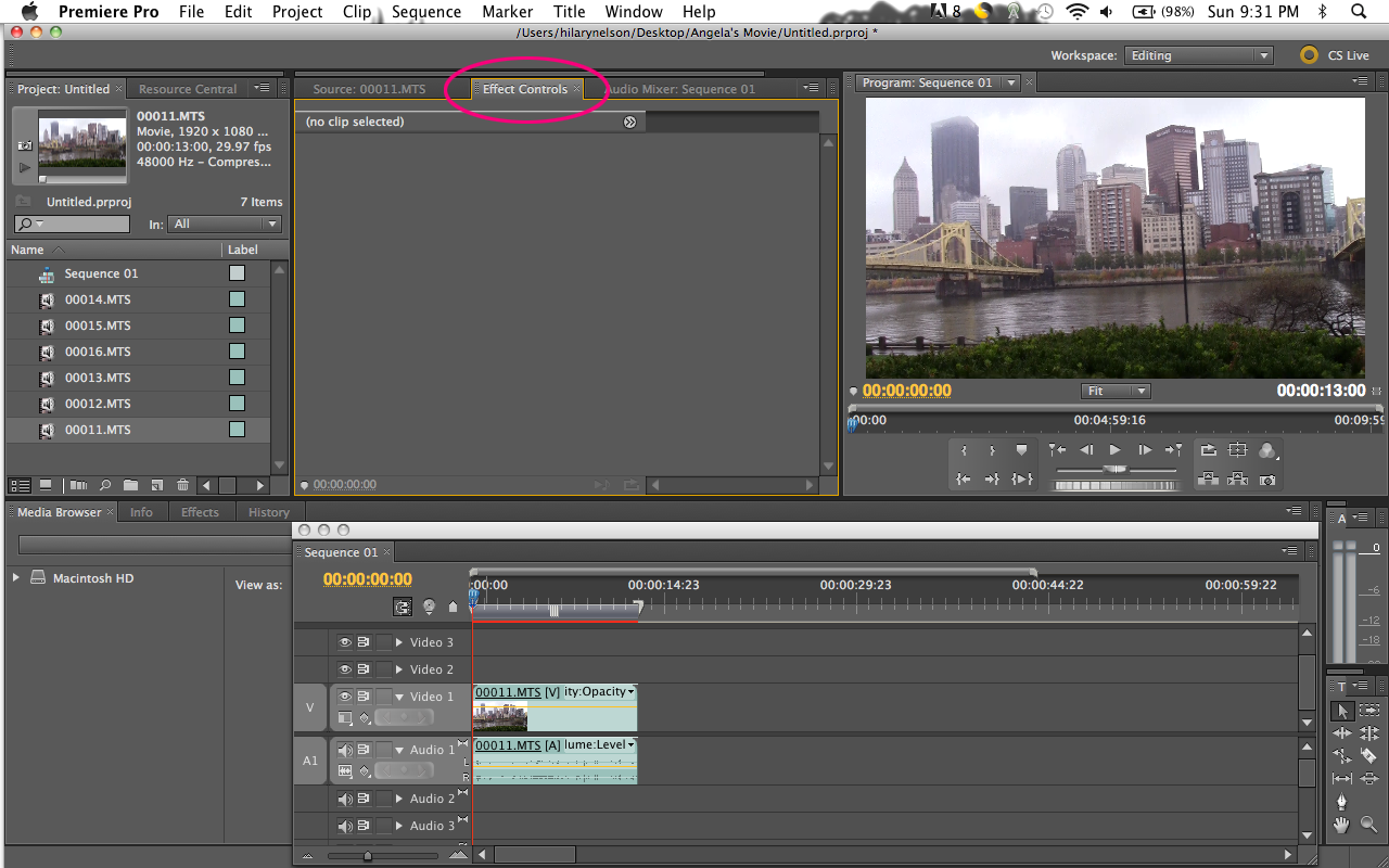 Fading videos in and out in adobe premiere cs55 digital after ccuart Image collections