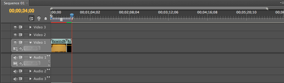 How to Create a Rewind Effect in Adobe Premiere | Digital