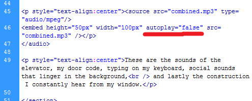 How to Stop Autoplay in HTML | Digital Composition DIY