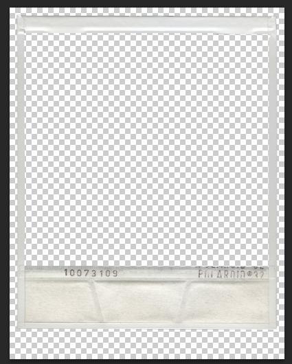 polaroid frame transparent background traffic club