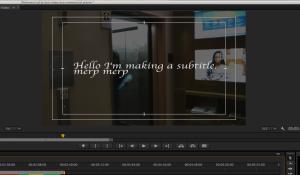 subtitle complete