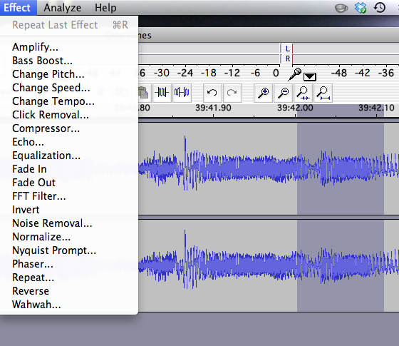 Tools in Audacity to improve your sound clips | Digital Composition DIY